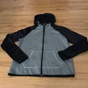 Nike hoodie women's size medium